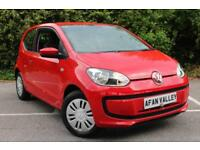 Volkswagen Move Up 3dr **FULL SERVICE HISTORY++2 OWNERS** (red) 2012