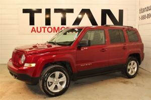 2014 Jeep Patriot North Bluetooth Red PST Paid