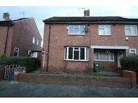 FANTASTIC 2 bedroom semi detached house on Fordfield Road, Sunderland **DSS CONSIDERED**