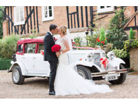 Wedding Car Hire Essex, classic wedding car hire