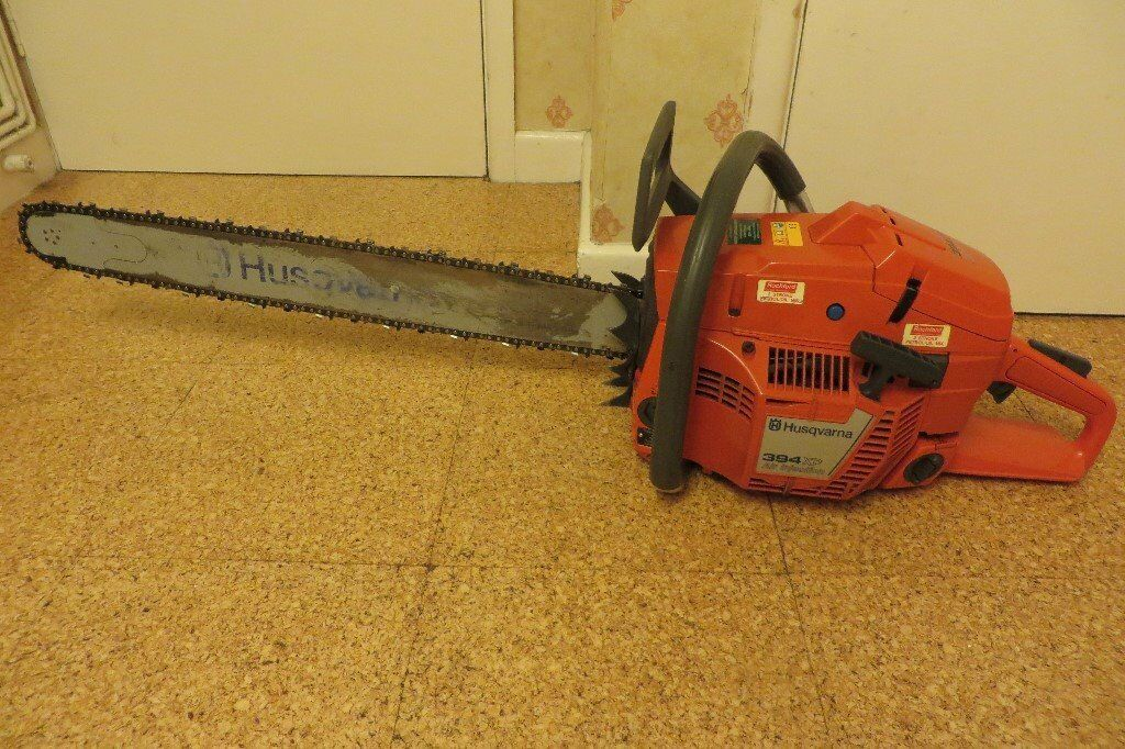 Husqvarna 394xp chainsaw, 28