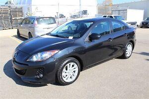 2012 Mazda MAZDA3 GS LUXURY SKYACTIVE *LEATHER* SUNROOF *CERTIFI