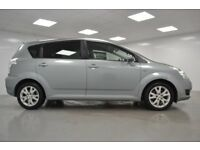 Superb Value 2008 58 Verso 1.8 SR 7 Seater MPV Only 71000 Miles HPI Clear Excellent Reliability !
