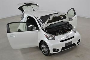2012 Scion iQ Bluetooth+Mags+Aileron Sport Automatique