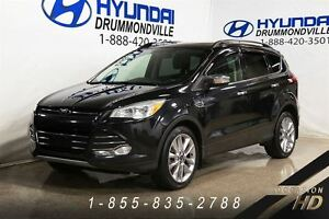 2014 Ford Escape SE + AWD + GARANTIE + PACK APPARENCE + CHROME +