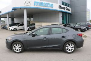 2015 Mazda Mazda3 GX Push Start B/T Keyless