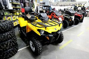 2017 Can-Am Outlander L Max 570 DPS