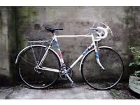DAWES TEAM, 23.5 inch, 60 cm, vintage racer racing road bike, 10 speed