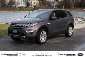 2016 Land Rover Discovery Sport HSE Luxury (2016.5) Navigation &