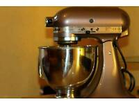 Budding Baker? Use what the pros use: KitchenAid Artisan Stand Mixer 4.8L