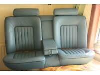 Genuine Rolls Royce Leather Seats