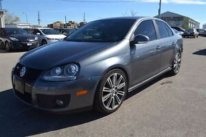 2007 Volkswagen GLI TURBO JETTA 6 SPEED MANUAL SUNROOF