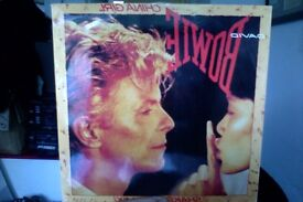 vinly, lp david bowie, china girl.