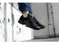 Adidas ClimaCool Black Size 8 UK not Nike Puma Reebok Clima Cool Running Trainers