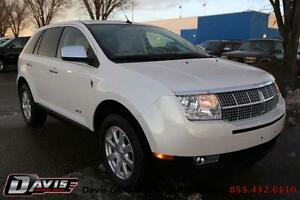 2010 Lincoln MKX AWD Remote start! Heated & cooled seats!