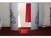 Photobooth / Photo Booth / Chocolate Fountain / Sweet Cart / Candy Floss Hire - London Based