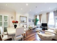Hyde Park. Exceptional location. Spacious and elegant 3 bedr apartment with internet. Available now