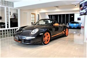 2006 Porsche 911 Carrera 4S/AWD/CONCERTIBLE