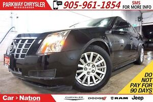 2012 Cadillac CTS BOSE| ULTRAVIEW SUNROOF| SIRIUS XM| BLUETOOTH|