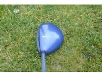 Hippo Plus 5 wood - Ladies flex graphite shaft ( Perfect for an older guy) NOW REDUCED