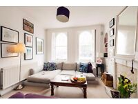 Lovely 1 bed Hoxton flat with terrace; pet-friendly; short lets available in August & September
