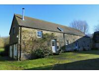 Self catering cottage on Carmarthenshire/Pembrokeshire border
