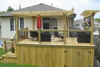 Decks and Fences - Free Quote