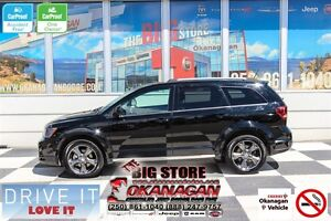 2014 Dodge Journey Crossroad, AWD, DVD, No-Accidents MINT!!!