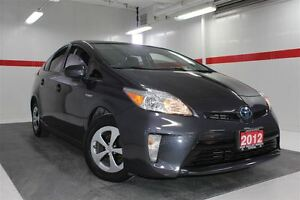 2012 Toyota Prius Technology Heated Lthr Nav Sunroof Btooth BU C
