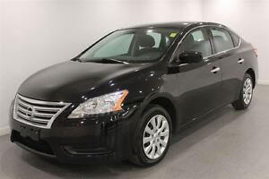 2015 Nissan Sentra Auto| Low Kms| Cruise| Black| Must See!!