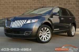 2013 Lincoln MKX AWD LIMITED \ LOADED \ LOW MILEAGE