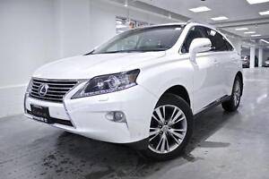 2013 Lexus RX 350 TOURING, AWD, NAV,  ALLOYS, ONE OWNER, NO ACCI