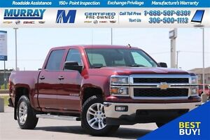 2014 Chevrolet Silverado 1500 LT*HEATED SEATS*REMOTE START*REAR