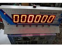 RAFFLETECH 3000, RAFFLE NUMBER GENERATOR MACHINE