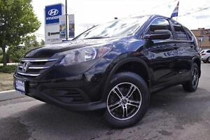 2014 Honda CR-V LX AWD - Nicely Optioned