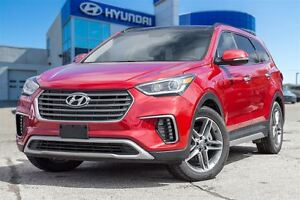 2017 Hyundai Santa Fe XL Limited, PANO ROOF, NAVI, LEATHER