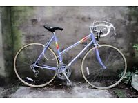 PEUGEOT PREMIRE, 21 inch, 54 cm, vintage ladies womens racer racing road bike, 10 speed