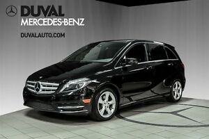 2014 Mercedes-Benz B-Class B250 Sports Tourer