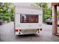 Caravan. Touring Abi Sunstar Award. 1996. Fair condition. Requiring some work for new season.