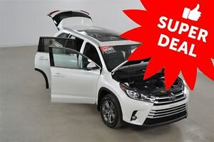 2017 Toyota Highlander Limited (DÉMONSTRATEUR)