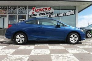 2013 Honda Civic LX (M5) Heated seats