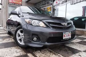 2012 Toyota Corolla | Sunroof | CD Player