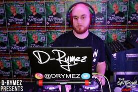Party DJ With Equipment Available To Hire! All Events & Occasions! Call & Book Now!