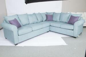 AFFORDABLE FABRIC SECTIONAL SET | FABRIC SECTIONAL SALE | MISSISAUGA / PEEL REGION (BD-470)