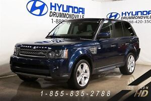 2011 Land Rover Range Rover Sport SUPERCHARGED + NAVI + MAGS + T