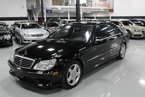 2005 Mercedes-Benz S-Class S500 4-MATIC | NAVI | LOCAL CAR