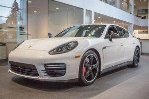 2016 Porsche Panamera GTS PDK  DEMO
