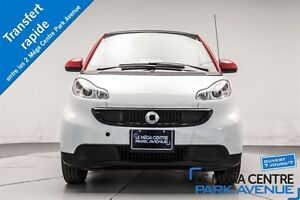 2015 smart fortwo pure * BANCS CHAUFFANTS , A/C, AUTOMATIQUE