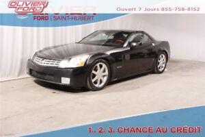 2006 Cadillac XLR V8 CONVERTIBLE CUIR NAV+CAM MAGS