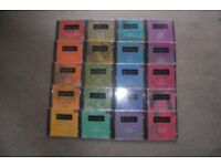 THE MOZART ALMANAC. 20 CD COLLECTION.